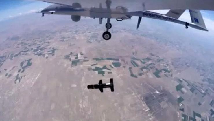 Son dakika: Irakın kuzeyinde PKKya darbe! MSB duyurdu