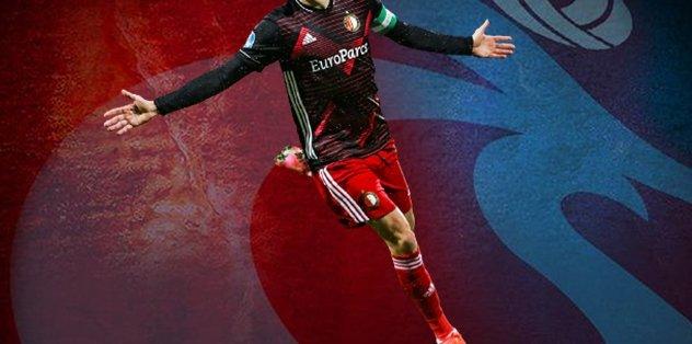 Son dakika spor haberleri: Trabzonspor'a süper Hollandalı: Steven Berghuis!