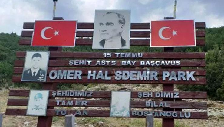Son dakika: Türk bayrağına çirkin saldırı! Silahla ateş ettiler