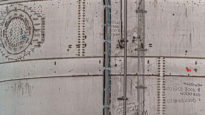 SpaceX'in Starship Uzay Aracının Üstündeki Tüm Detayları Gösteren 425 MP'lik Fotoğraf Yayınlandı