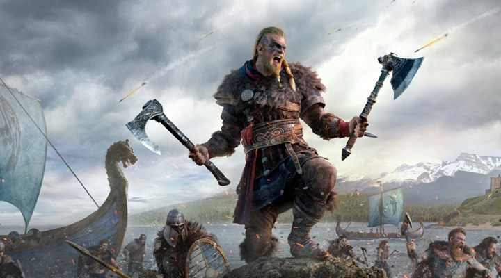 Teknobiyom Assassin's Creed Valhalla Oyunu