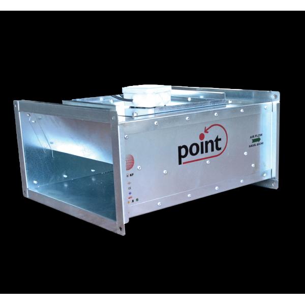Teknoloji ile Buluşan Pointmarkt Havalandırma Sistemleri