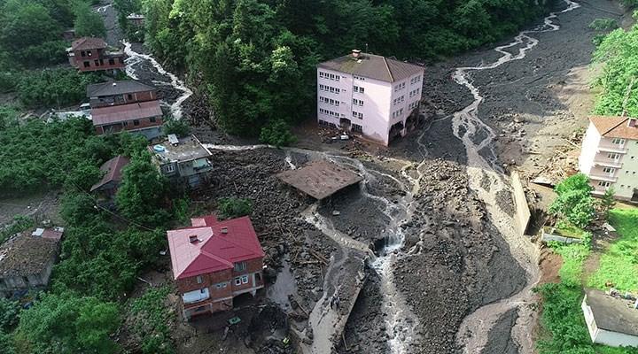 Trabzon'da yüzlerce aile riskli yapılarda yaşıyor