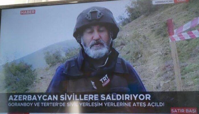 TRT'de KJ skandalı! Görenler dondu kaldı, açıklama geldi