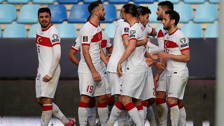 Türkiye, FIFA dünya sıralamasında 3 sıra yükseldi