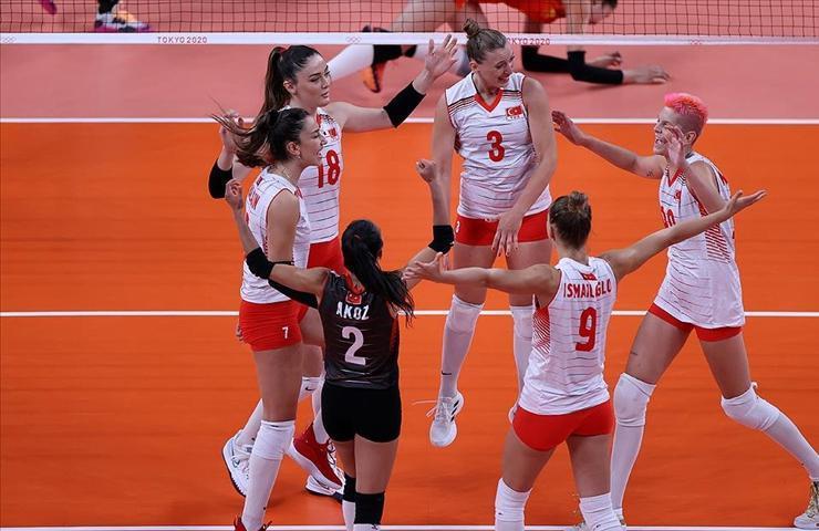 Türkiye-Sırbistan voleybol maçı ne zaman saat kaçta? Türkiye...