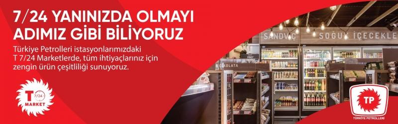 Ülkemizde Köklü Bir İsim, Türkiye Petrolleri!