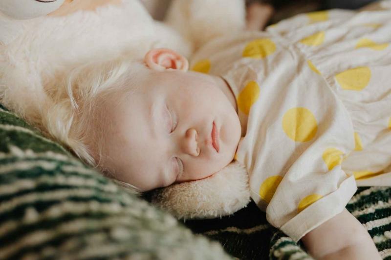 Uyku Bebeğinizin Sağlığında Etkili!