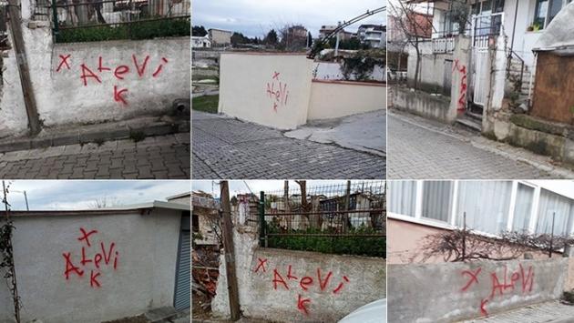 Yalova'da Alevilerin evlerinin işaretlenmesiyle ilgili soruşturma başlatıldı