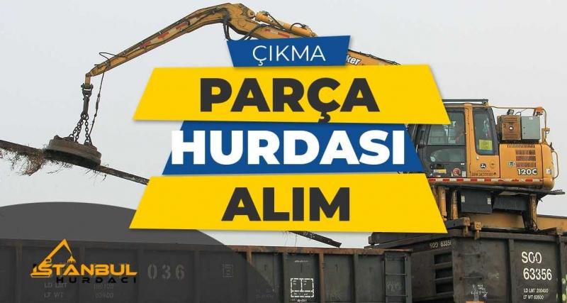 Yüksek fiyatlı hurda alımı İstanbul Hurdacı'da