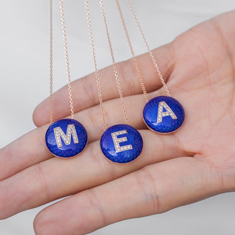 Zen Pırlantadan kolyelerde özgün tasarımlar!