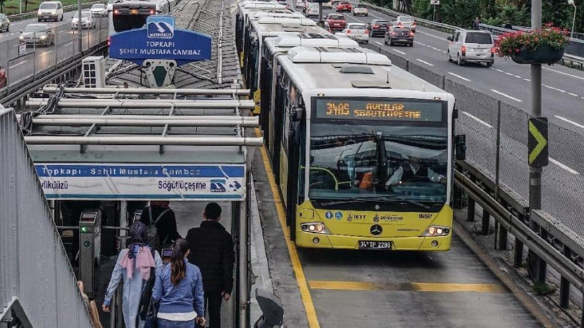 İBB\'den toplu taşımaya \'kısıtlama\' düzenlemesi