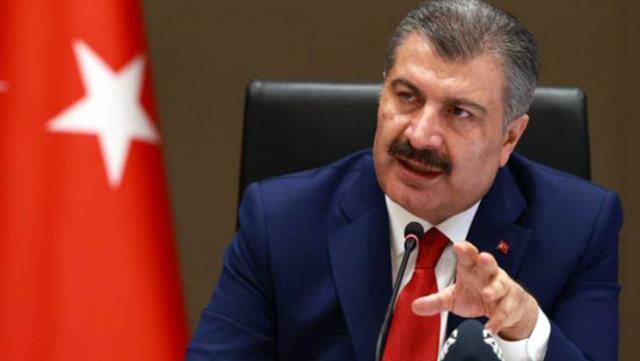 Son Dakika: Türkiye'de 19 Nisan günü koronavirüs nedeniyle 341 kişi vefat 55 bin 149 yeni vaka tespit edildi