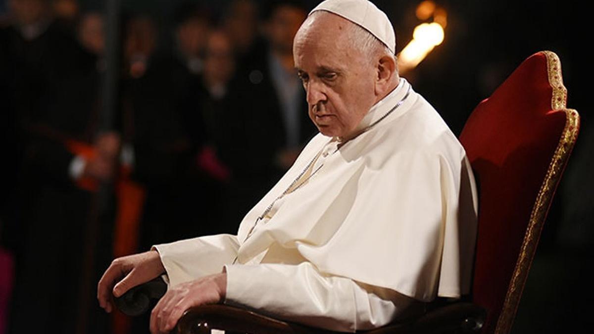 Papa Francis'den Suriye çağrısı