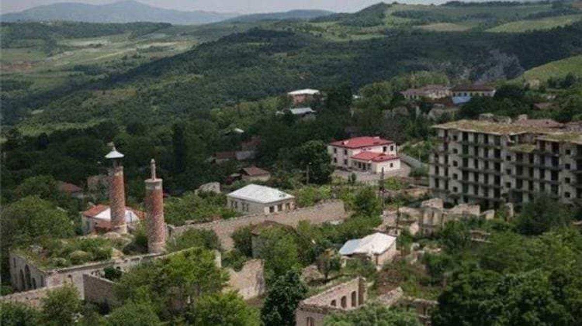Şuşa nerede? Azerbaycan için Şuşa neden önemli? Şuşa nın haritadaki yeri #5