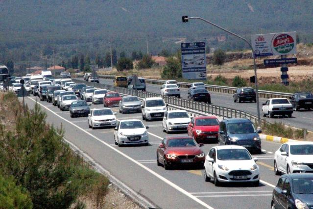 1 milyon nüfuslu Muğla'da araç sayısı 535 bine ulaştı
