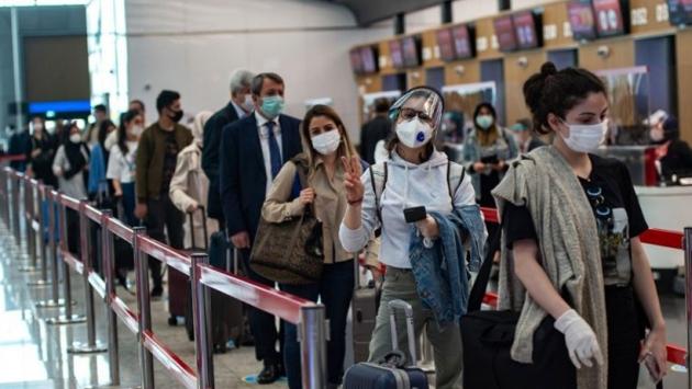 ABD'ye uçakla seyahatte test zorunluluğu başlıyor