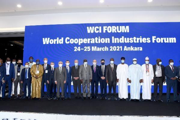 Afrika'dan 300'den çok ithalatçı firma WCI Forum'a katılıyor