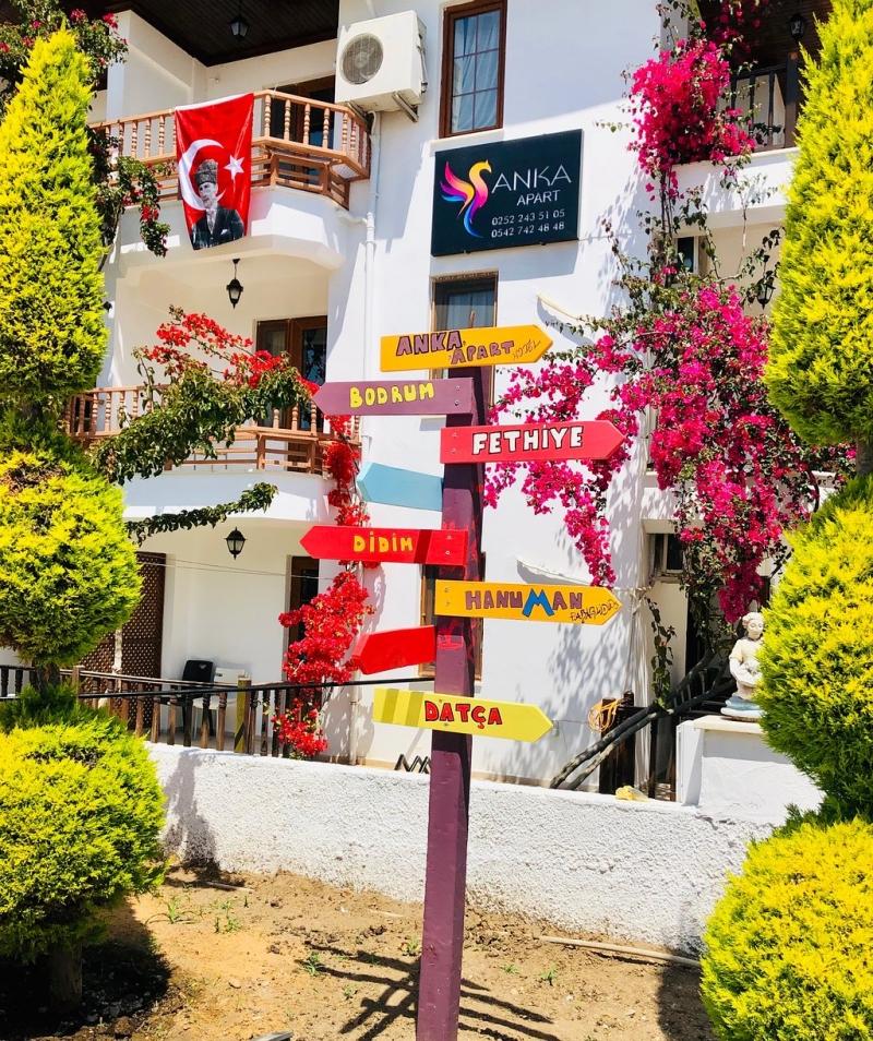 Akyaka'da En Güzel Apart Otel