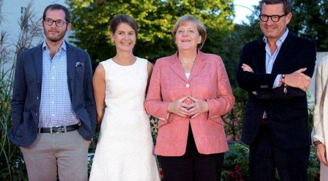 Alman medyasında şok: Ünlü gazetenin yayın yönetmenine taciz iddiası