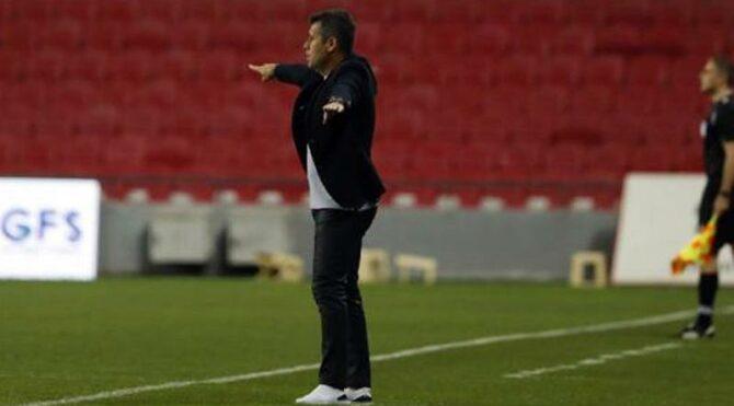 Altınordu Teknik Direktörü Hüseyin Eroğlu: 10 milyon TL değerinde bir takımla…
