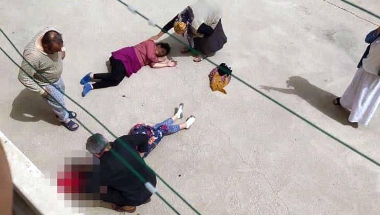 Ankarada korkunç olay! Gelin- görümce hastaneye kaldırıldı