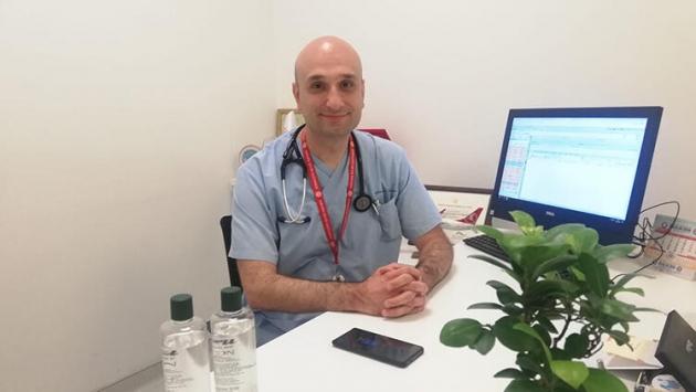 Aşı olan Bilim Kurulu üyesi Kayıpmaz: İlk yan etkiler baş ağrısı, yorgunluk