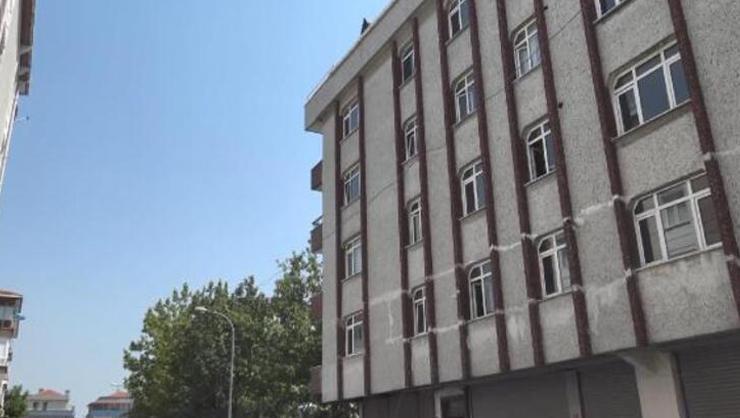 Avcılarda boş binada ceset bulundu