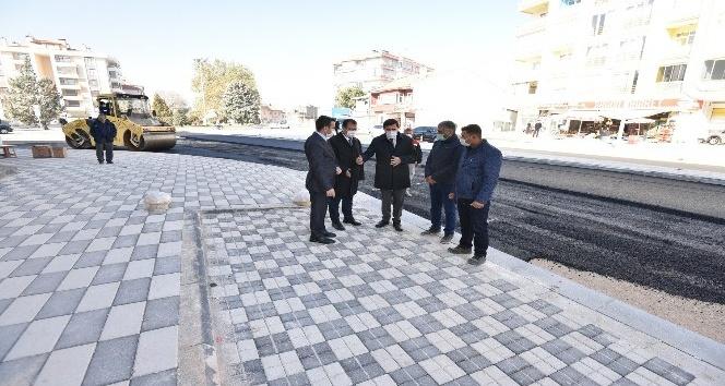 """Başkan Hasan Kılca: """"2020'de 200 bin ton asfalt hedefimizin üzerine çıktık"""