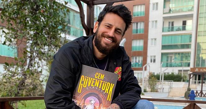 Cem Güventürk'ün 'Öyküler' isimli yeni kitabı okurlarıyla buluştu