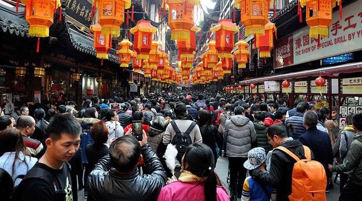 Çin'de 10 yılda bir yapılan nüfus sayımı için 7 milyon kişi görevlendirildi