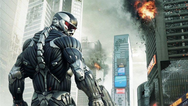 Crysis Yapımcısı Crytek'in Battle Royale de Dahil Yeni Oyunlar Yaptığı İddia Edildi