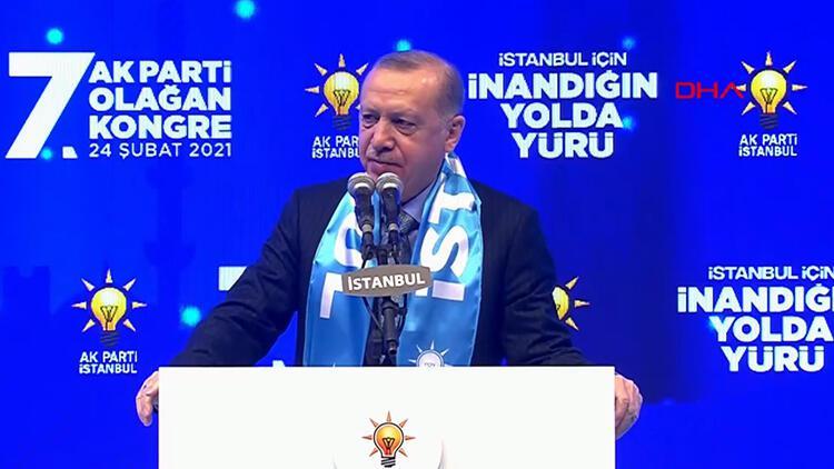 Cumhurbaşkanı Erdoğan: Cumhur İttifakıyla birlikte başlattığımız...