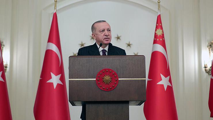 Cumhurbaşkanı Erdoğan ilan etti: Yakında kamuoyuna açıklayacağız