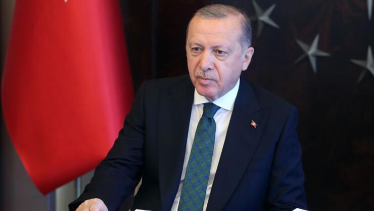 Cumhurbaşkanı Erdoğandan Lozan Antlaşmasının yıl dönümü mesajı