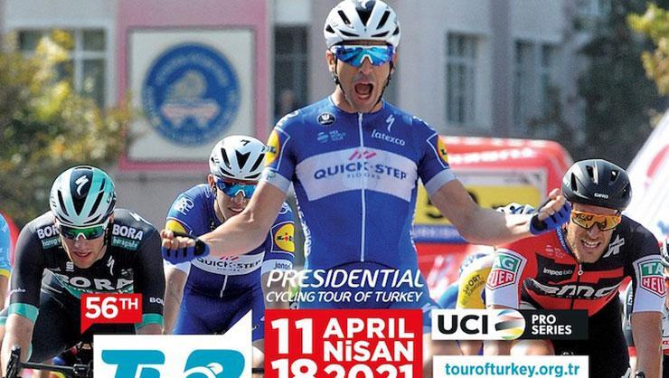 Cumhurbaşkanlığı Türkiye Bisiklet Turu başlıyor!
