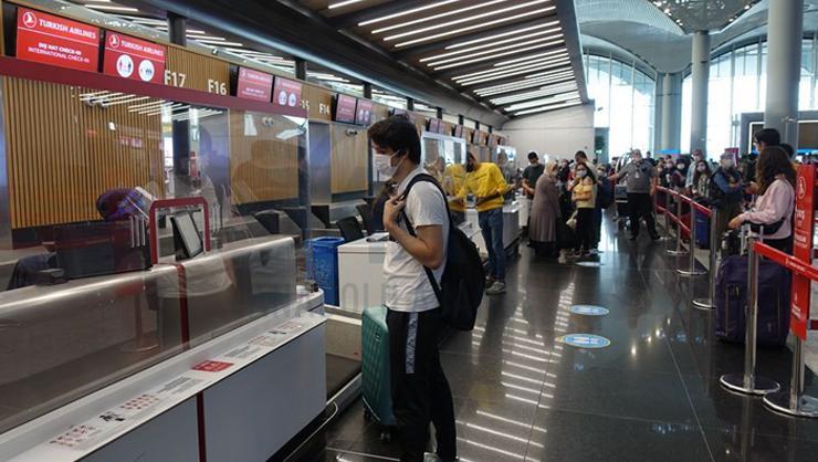 DSÖden uluslararası seyahatler için aşı pasaportu şartı getirilmesin...