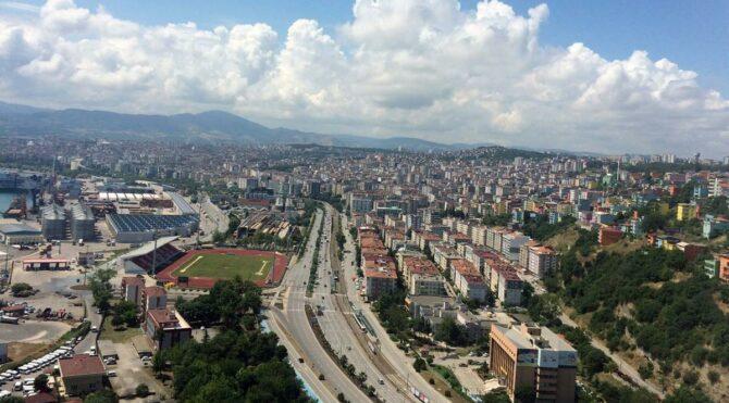 En riskli il Samsun'da yoğun bakım doluluk oranı yüzde 70'i geçti