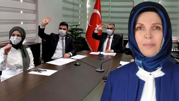 Erdoğan'a 'çocuklarının ömrünü veren' başkan yeniden aday