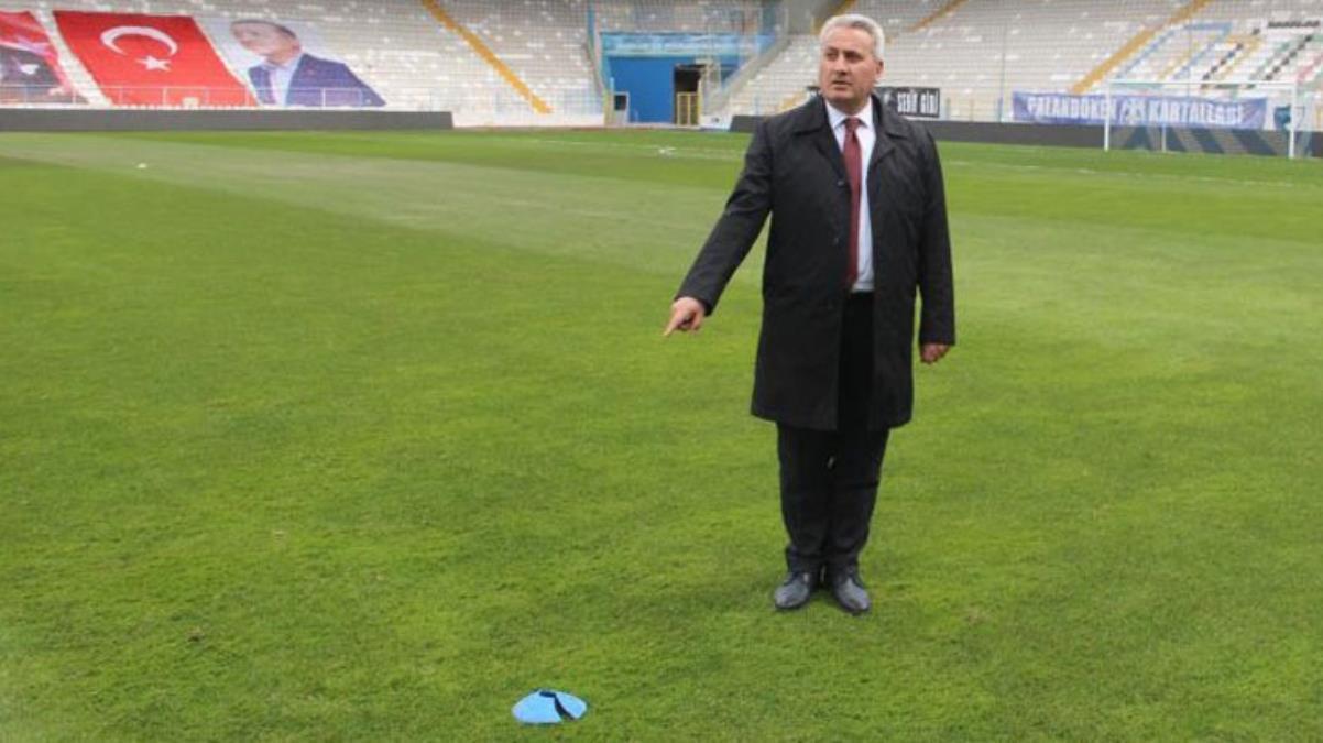 Erzurum İl Müdürü iddiaları kabul etmedi: Cenkin sakatlığı sahaya...