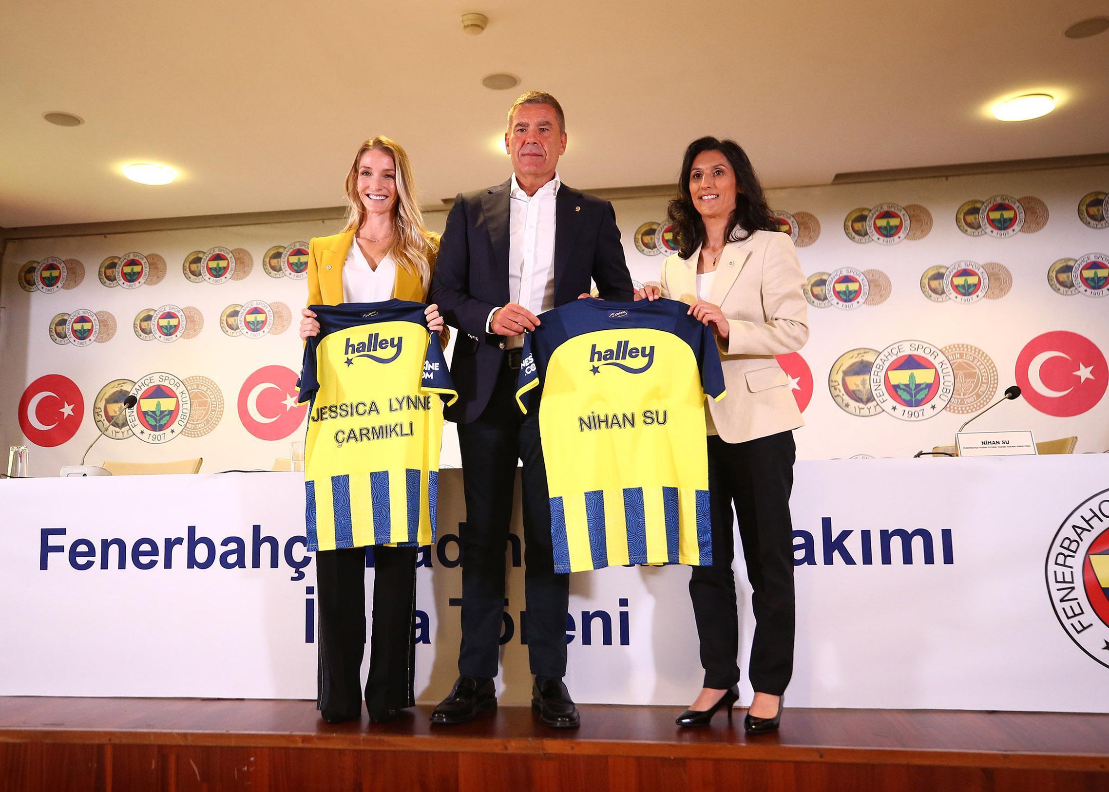 Fenerbahçe Kadın Futbol Takımı kuruldu ve ilk teknik direktör...