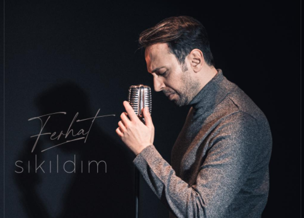 Ferhat Domurcuk'un Maxi single'ı 'Sıkıldım' hayranları ile buluştu