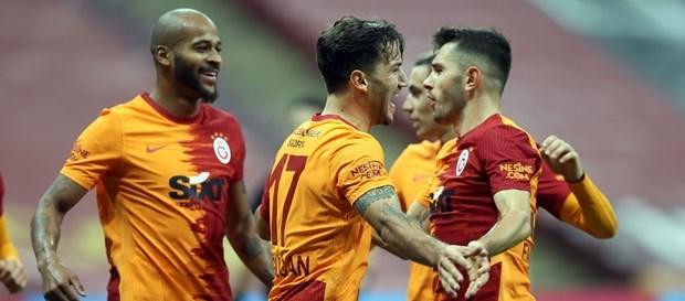 Galatasaray Şampiyonluğun Favorisi