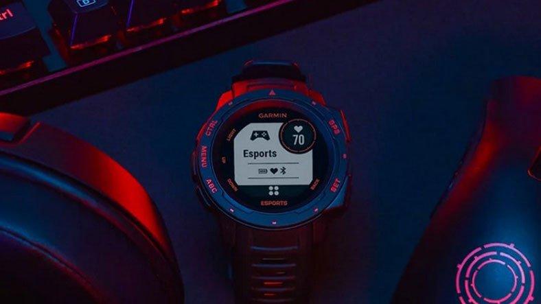Garmin, Oyunculara Özel Ürettiği Instinct eSports Edition Akıllı Saatini Tanıttı