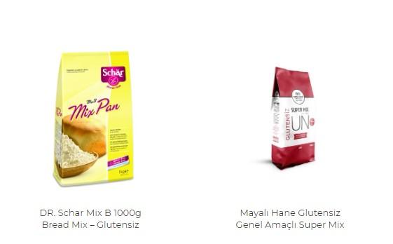 Glutensiz Un Satışında Online Site