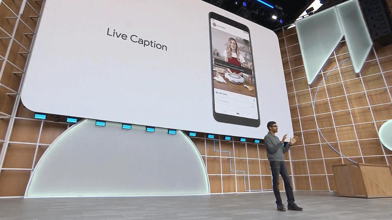 Google'ın Live Caption özelliği Chrome için kullanıma sunuldu