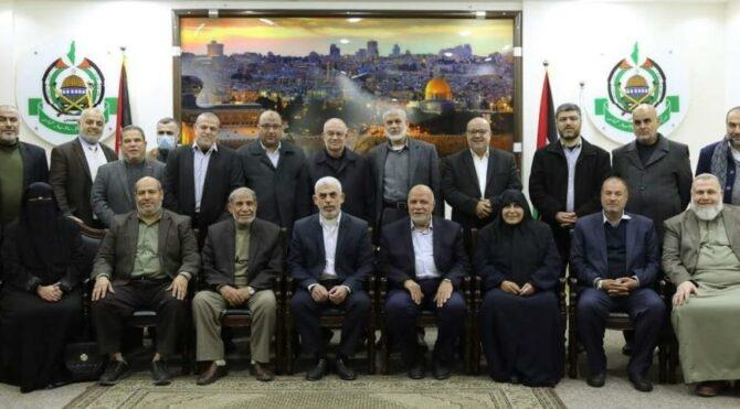 Hamas'ın tarihinde bir ilk!