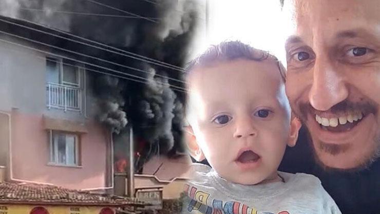 Hatayda ikiz kardeşler yangında hayatını kaybetti