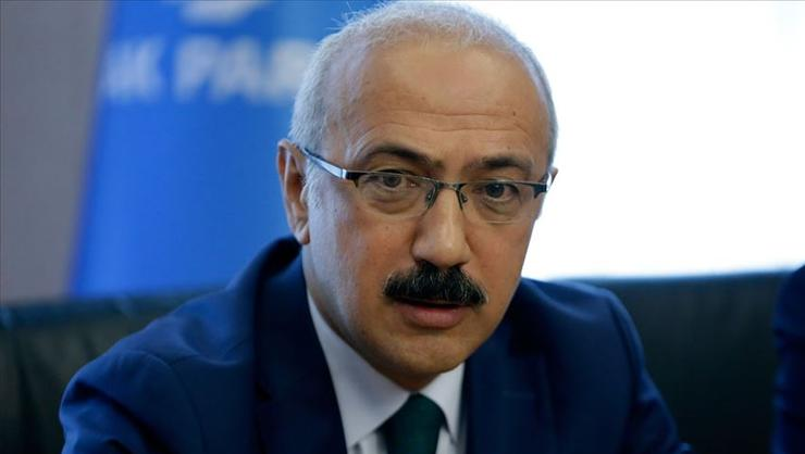 Hazine ve Maliye Bakanı Elvan: Mali disiplinden asla taviz vermeyeceğiz
