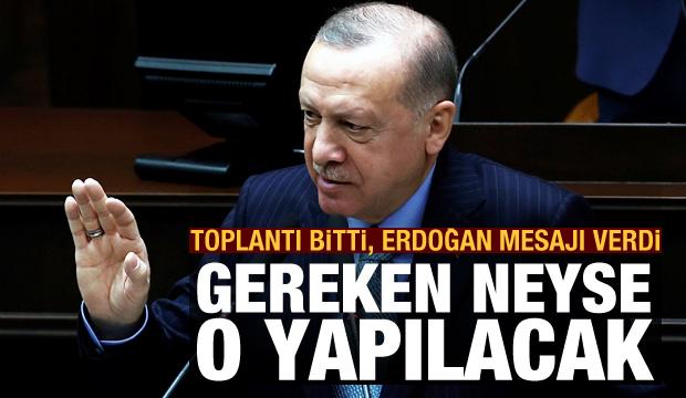 HDP'liler için hazırlanan fezlekeler Meclis'te! Erdoğan ve Şentop'tan açıklama